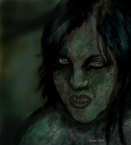 Lady of the swamp (2)