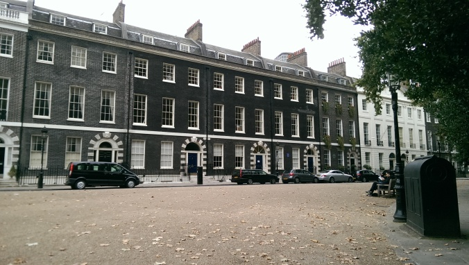 Bloomsbury Publishing, Bedford Square, London