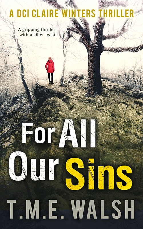 For All Our Sins - NEW 2016 COVER